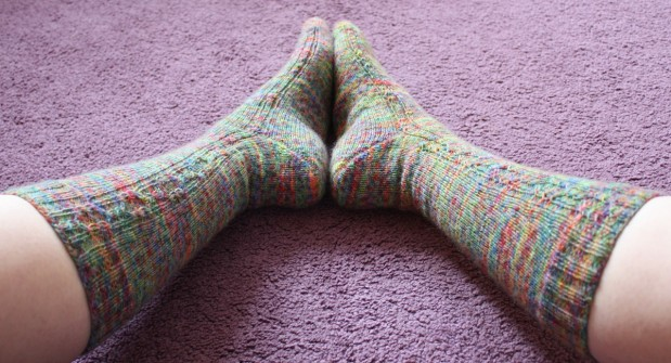 In which there are socks