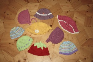 In which I got slightly carried away making hats